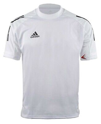 Adidas Men Condivo 20 Shirts Training White T-Shirt Casual Tee Top Jersey EA2513