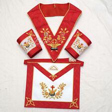 18-LP3 Masonic Scottish Rite Rose Croix Lapel Pin Version 3