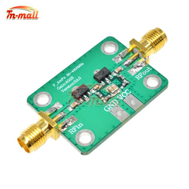 Used Nortel NTQT40AA Optera 4000 ERDP Amplifier Module