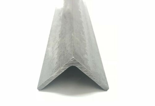"""A36 Hot Rolled Steel Angle Iron 1.5/""""X 1.5/""""X 36/"""" Long 1//8/"""" Thick"""