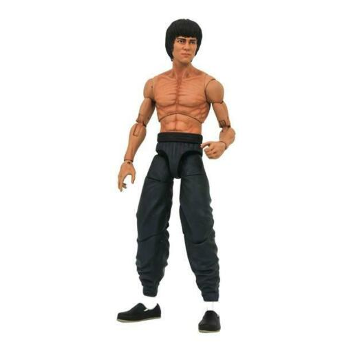Bruce Lee-Deluxe Collector/'s action figure