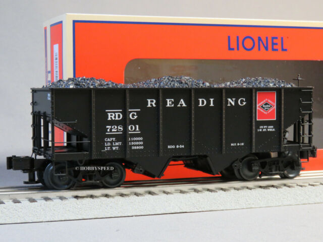 LIONEL LINDE PS-2 COVERED HOPPER CAR 211 O GAUGE train freight gas 6-85102 NEW