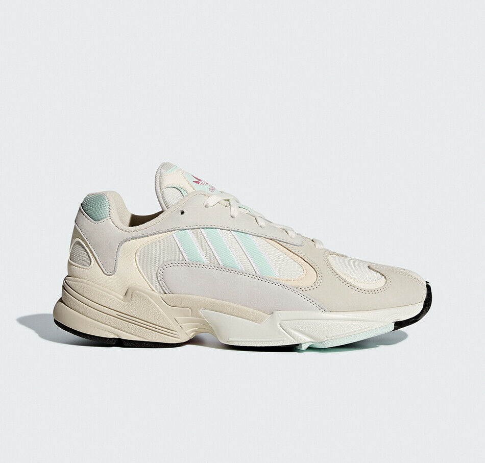 Adidas ORIGINALS YUNG-1 off Weiß ice mint CG7118 NEU