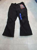 Gerry Womens Snow-tech Pants-color-black-size-medium