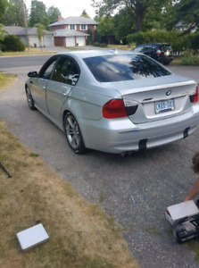 bmw 325i 2006 mint conditions