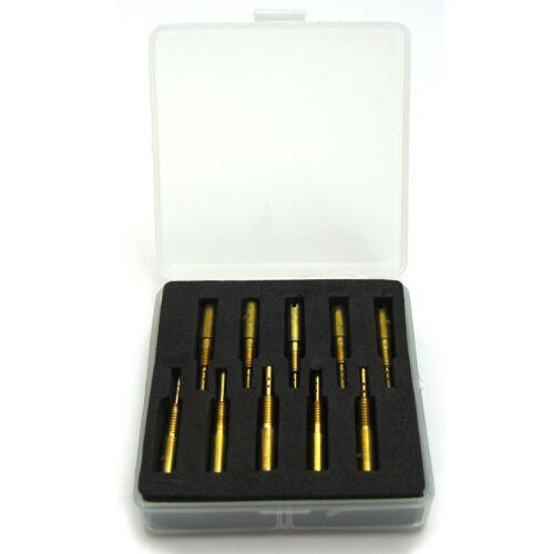 10x Leerlaufdüse Nebendüse für Mikuni Vergaser Düse VM28//486 Größe 10 bis 32,5
