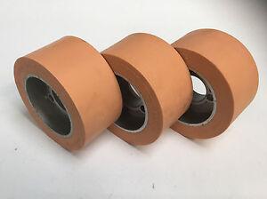 WADKIN-BURSGREEN-Resistant-120mm-x-50mm-Puissance-Alimentation-Rouleau-Lot-De-3