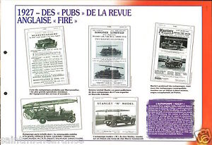 Advertising-Review-Publicity-034-Pub-034-Revue-Fire-England-FICHE-Pompier-FIREFIGHTER