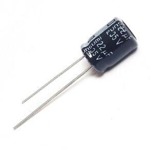 Condensador-Electrolitico-22uF-35V-85-C-Radial-8x12mm-Punsumi-2-Piezas