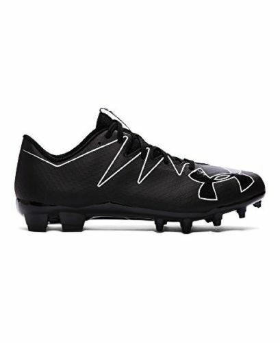 Under Armour 1269721-001 hommes UA Nitro Low MC FTball Cleats lack Taille 10 140