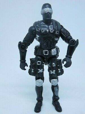 GI Joe Body Part 1991 Snake Eyes      Right Arm            C8.5 Very Good