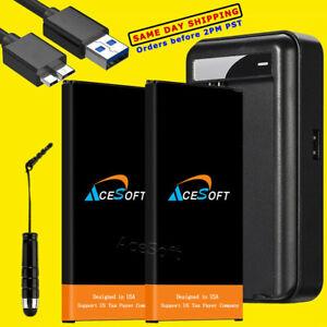For Samsung galaxy S5 SM-G900V Verizon New Battery High Capacity Upgrade 6520mAh