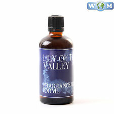 Lily of the Valley 100ml Fragrance Oil for Soap, Bath Bombs (FO100LILYVALL)