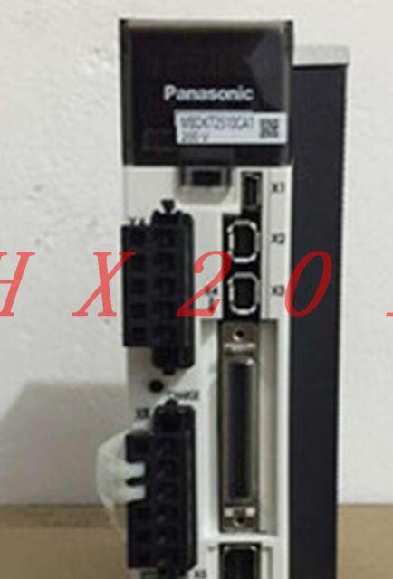1pc Panasonic Servo Drive MEDDT7364052 One Year for sale online   eBay