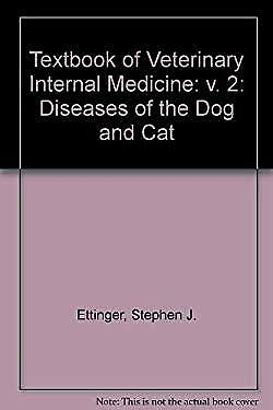 Textbook of Veterinary Internal Medicine : Diseases of the Dog and Cat-ExLibrary