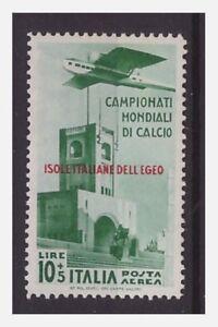 EGEO-1934-MONDIALI-DI-CALCIO-POSTA-AEREA-LIRE-10-NUOVO