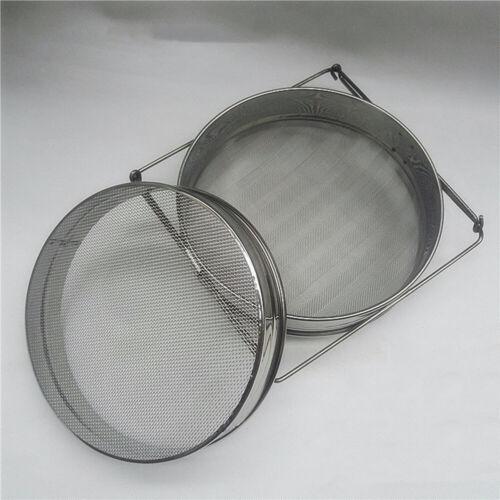 Beekeeping Filter Equipment Pack Supplies 80//100mesh 23//23.5cm Replace