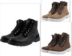 URBAN-CLASSICS-Scarpe-Scarponi-Anfibi-uomo-Winter-Boots-TB1293