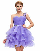 Short Mini Cocktail Homecoming Party Dress Graduation Bridesmaid Prom Ball Gowns
