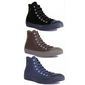 0a3723ca5f8b0e Converse Chuck Taylor All Star High Choco Womens Leather Thermal ...