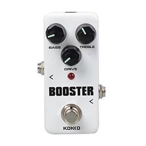 1X-Kokko-Band-EQ-Effetto-per-Chitarra-Booster-Mini-Pedale-FBS2-P9Q7
