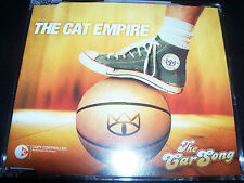 The Cat Empire The Car Song Rare Australian 4 Track CD EP Single
