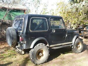 1984 Jeep CJ JC7