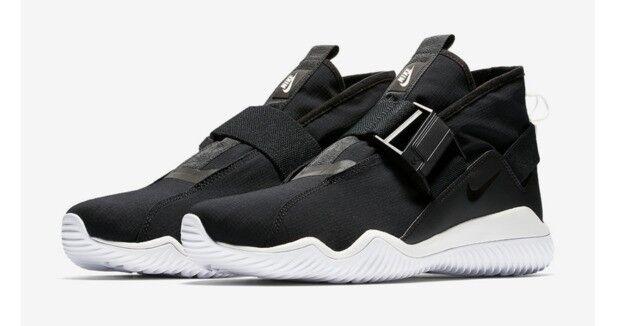Nike Mens Komyuter PRM Black White [921664-001] size 9.5