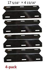 Permasteel Gas Grill Aftermarket Part Stainless Steel Heat Shield SPP041-4 Pack