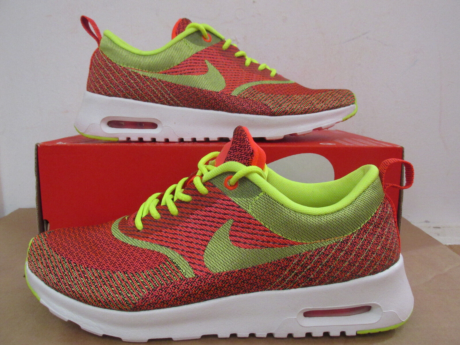 Para mujer Nike Air Max Thea JCRD Qs Zapatillas Correr Entrenadores 666545 607 Zapatillas Qs aclaramiento efdbd0