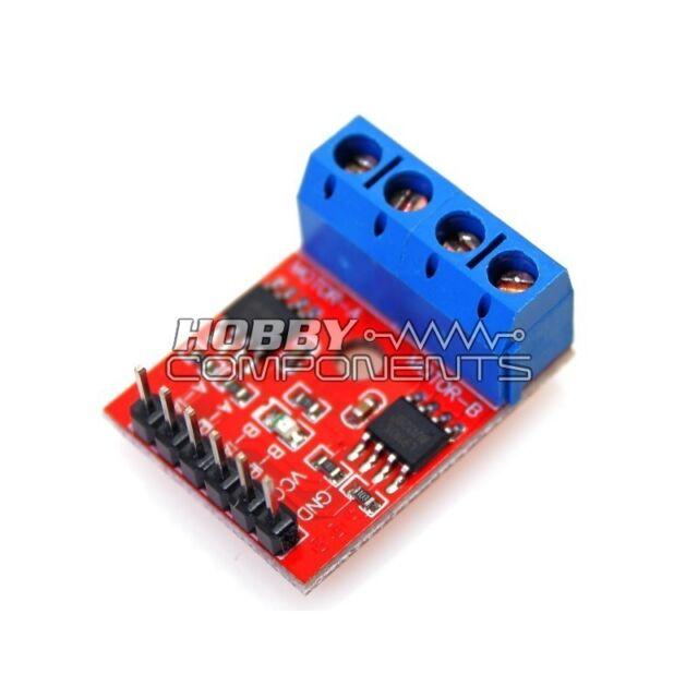 Hobby Komponenten L9110S DC Schrittmotor H-Bridge für Arduino 2.5-12v 800mA