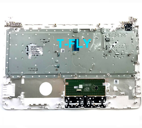 NEW 855023-001 Hp 15AY Palmrest Touchpad Compatible w 15AC 15AF 813976-001)Whit
