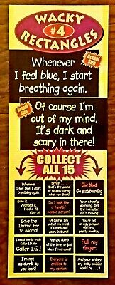 decals Attitude Sayings Full Set of 12 vending stickers Series #3 humor