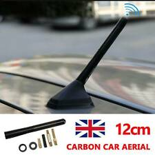 3.5cm CAR BEE-STING STUBBY SHORT CARBON FIBRE AERIAL ARIEL ARIAL MAST ANTENNA