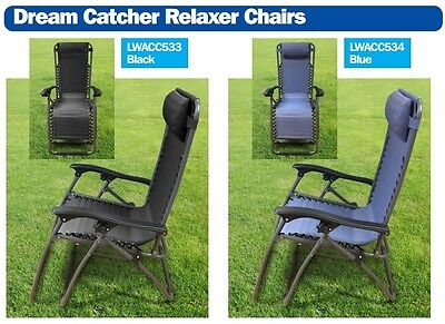 Pleasing Outdoor Portable Camping Folding Sturdy Dream Catcher Relaxer Reclining Chair Ebay Creativecarmelina Interior Chair Design Creativecarmelinacom