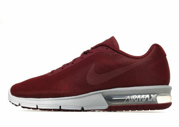 Nike Air Hommes Box in New Brand rouge tailles) (Variable