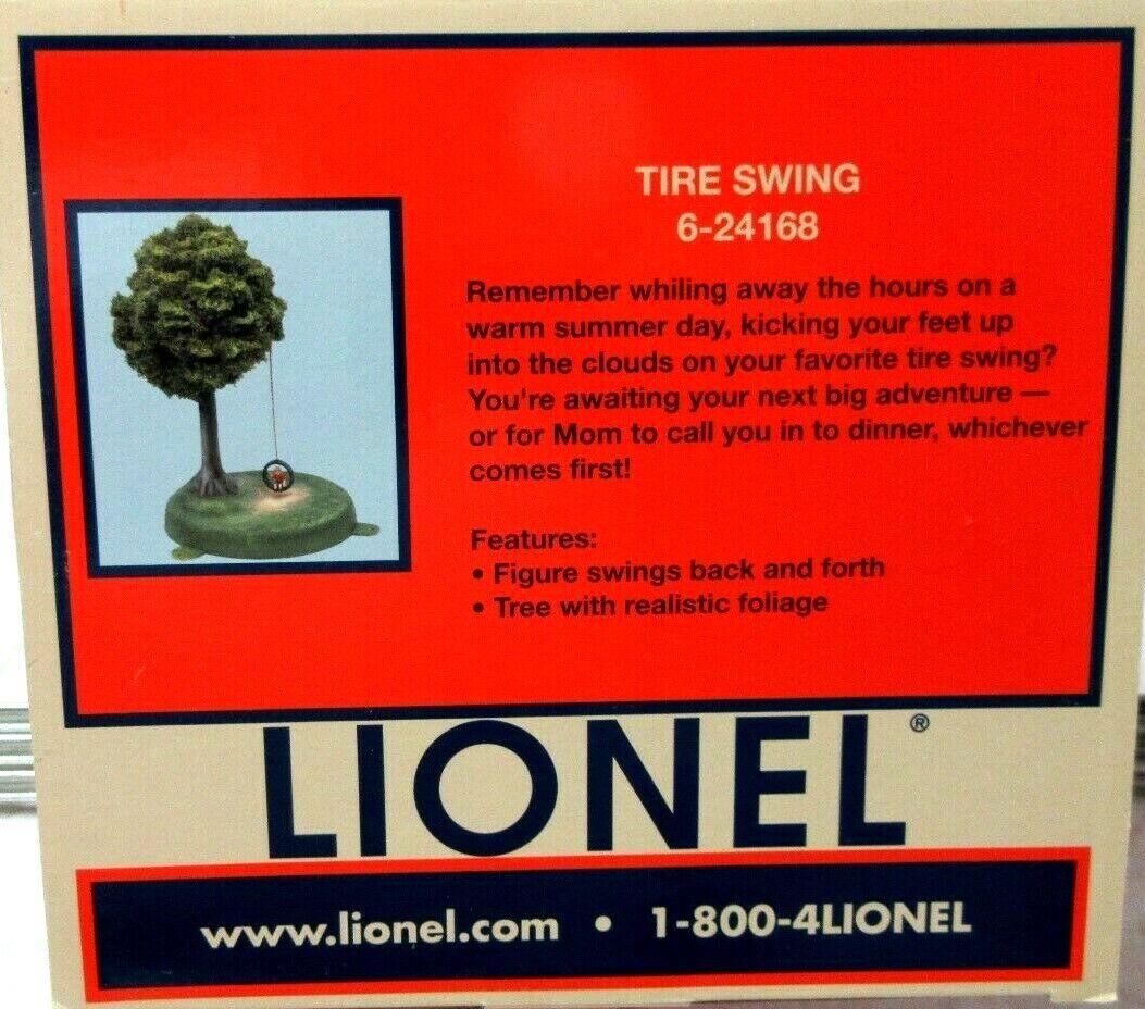 LIONEL 624168 TIRE SWING        nuovo