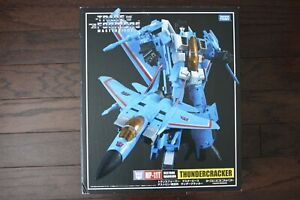 Transformers MP-11T Masterpiece Thundercracker Takara Tomy Complete