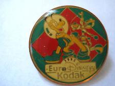 PINS EURODISNEY 1992 KODAK PLUTO MICKEY