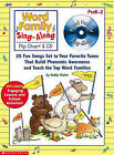 Word Family Sing-along Flip Chart by Teddy Slater (Paperback, 2003)