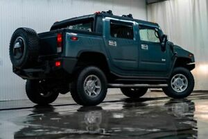 2005 Hummer H2 Luxury edition leather