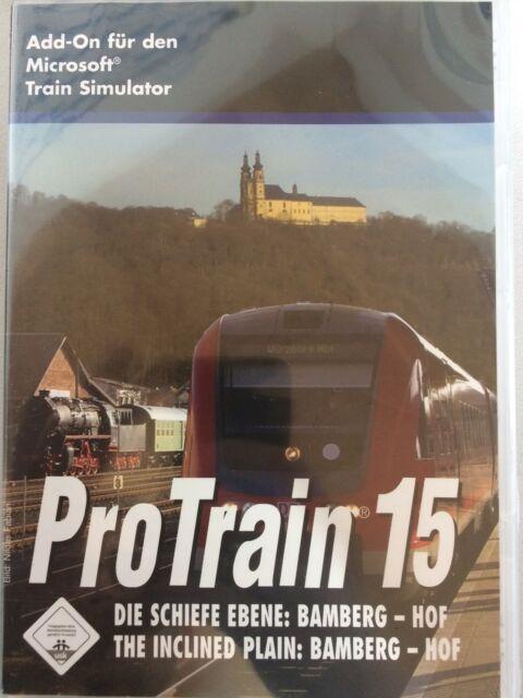 """Protrain Vol. 15 - Bamberg - Hof : La """" Oblique Ebene """""""