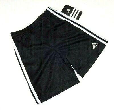 Adidas Shorts 104110 schwarz kurze Hose Sporthose USA size 5 Junge neu Fußball   eBay