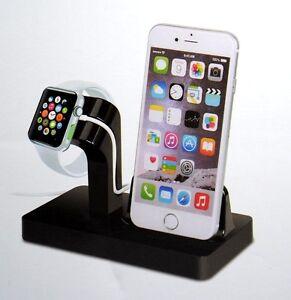 dockingstation apple iphone se 6 6s 7 8 x watch usb ladestation docking station 5901737354952 ebay. Black Bedroom Furniture Sets. Home Design Ideas