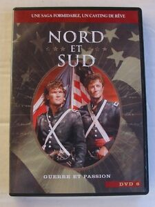 DVD-NORD-ET-SUD-Patrick-SWAYZE-David-CARRADINE-Jean-SIMMONS-N-6