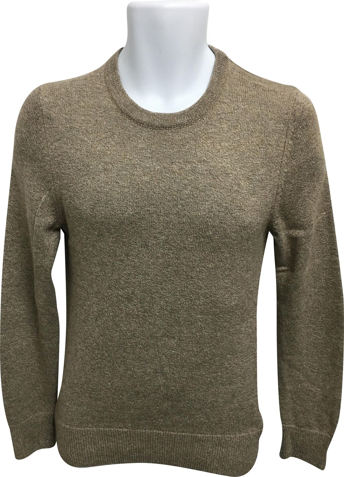 Pre-Owned homme Coude h&m Marron Patch Coude homme Pull Taille EUR X-Small 3af22b