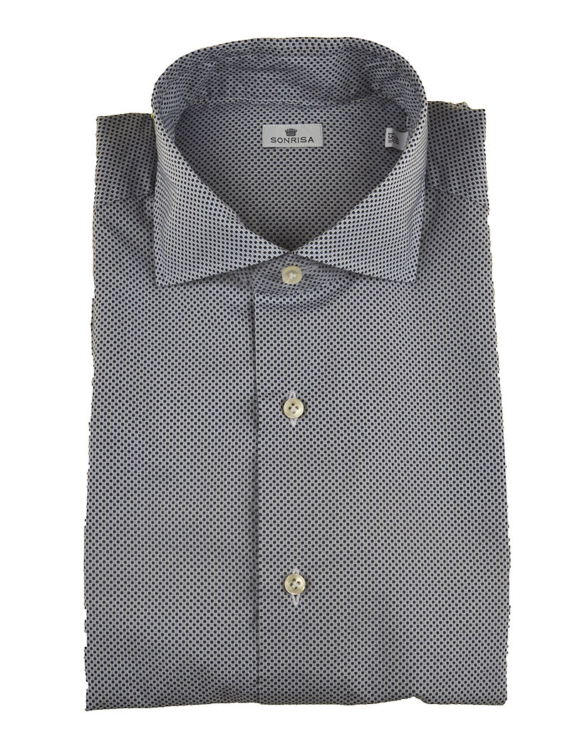 Sonrisa  -  Shirts - male - Blau - 223926A185038