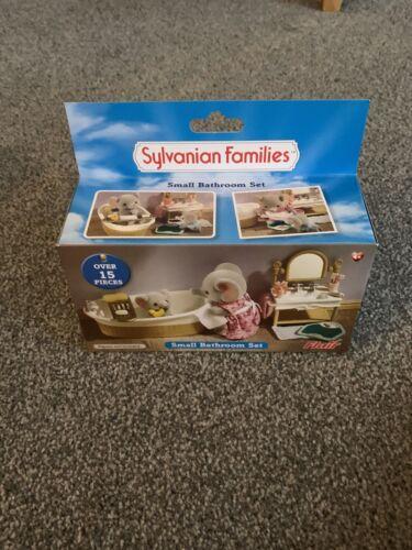FLAIR include anche WC Sylvanian Families Set piccolo bagno