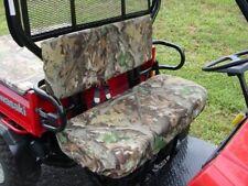 UTV Bench Seat Covers~2011 Kawasaki KAF950 Mule 4010 Trans 4x4 Diesel