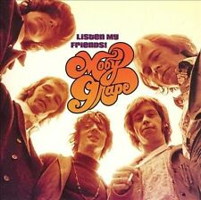 Listen My Friends!: The Best Of [Remaster] by Moby Grape (CD, May-2007, Legacy)